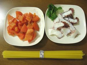 トマトとタコのパスタ材料.jpg